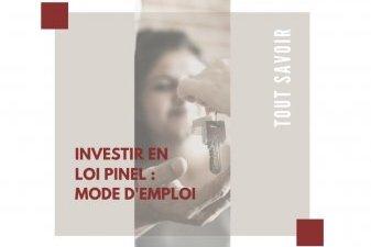 Découvrez comment investir avec la loi Pinel, dispositif de soutien à l'investissement locatif dans l'immobilier neuf. | Fotolia